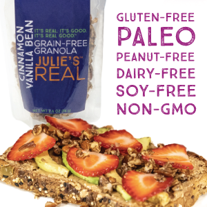 gluten-free peanut-free dairy-free soy-free non-gmo whole food real ingredients natural organic
