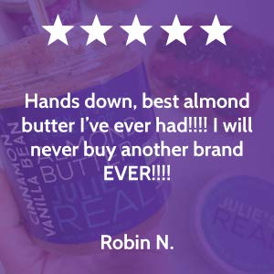 best nut butter almond butter cashew butter paleo diet friendly whole food natural ingredients