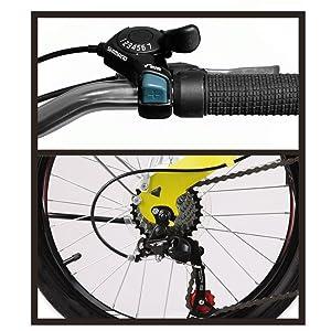 xspec bike shifter