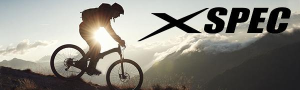 Xspec folding mountain city bike