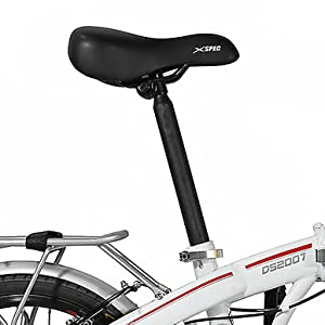 xspec folding bike seat
