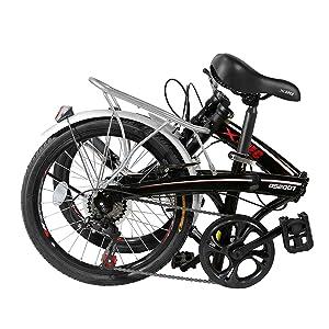 Foldable bike xspec