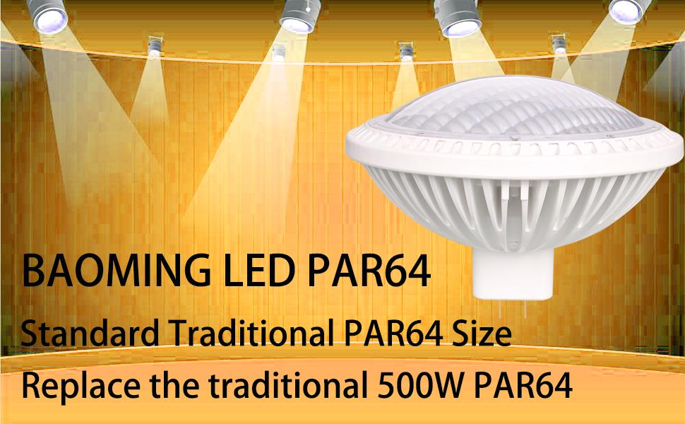 PAR64 500W