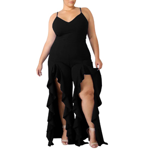 Amazoncom Rotita Women Spaghetti Strap Sexy V Neck Plus Size