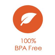 100% BPA free child care accessory