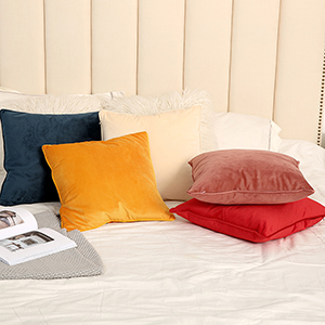 Square Cushion Covers Set