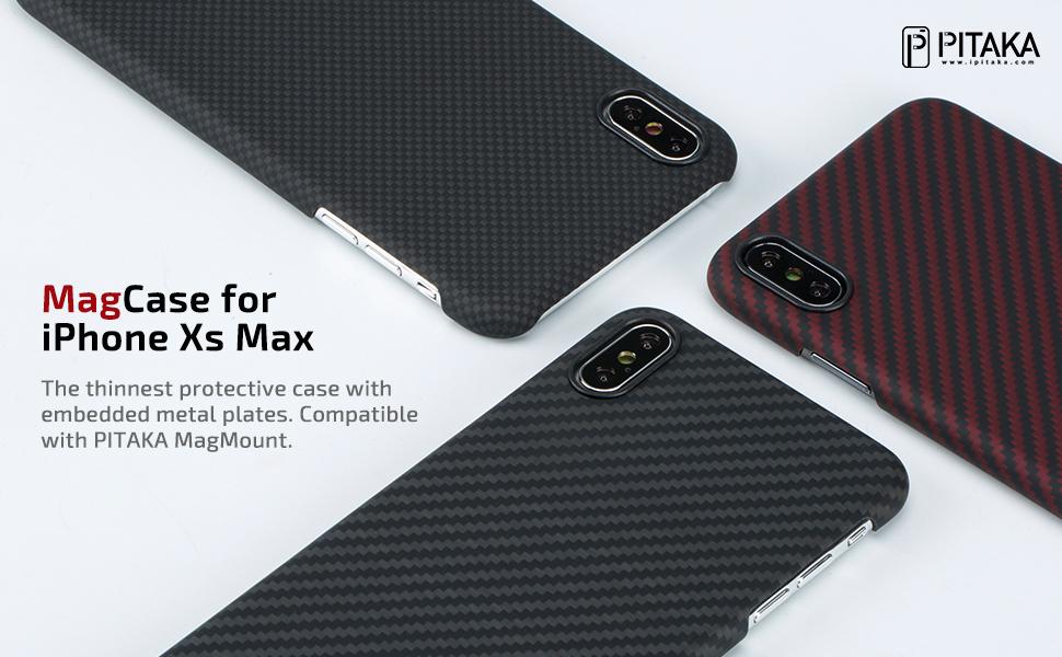pitaka iphone xs case