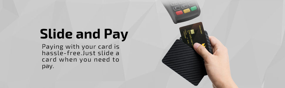 wallet convenience credit card