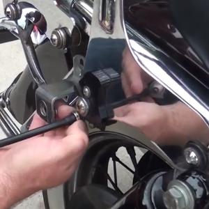 ALPHA MOTO High Pressure Air Shock Pump 300 psi max Compatible with Harley Davidson Suzuki Yamaha Honda Kawasaki Mountain Bike Fork /& Rear Suspension Work With Schaefer Air Valve