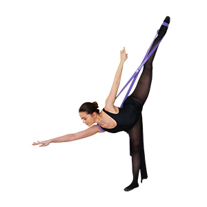 Zenmarkt Stretch Band - Ballet Stretch Band for Dancers - Dance Stretch Bands for Flexibility