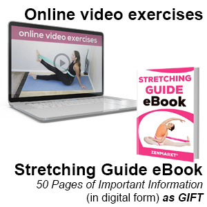 Stretching Guide eBook and Online Video Exercises