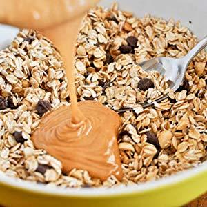 PR Bar – Mantequilla de cereales sin gluten Protein Bar ...