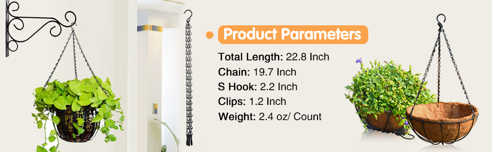 Product Parameters: