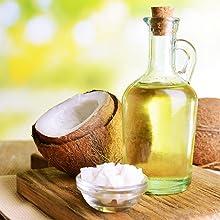 Coconut oil pulling paste