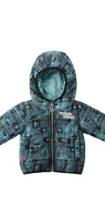 baby boys hooded jacket