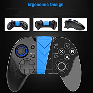 switch controller for nintendo