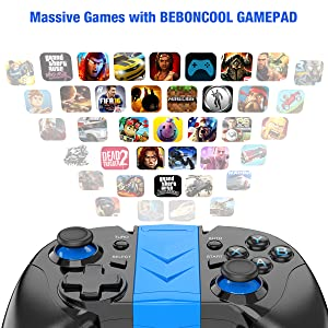switch controller for nintendo. beboncool gamepad