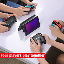 four play switch controller