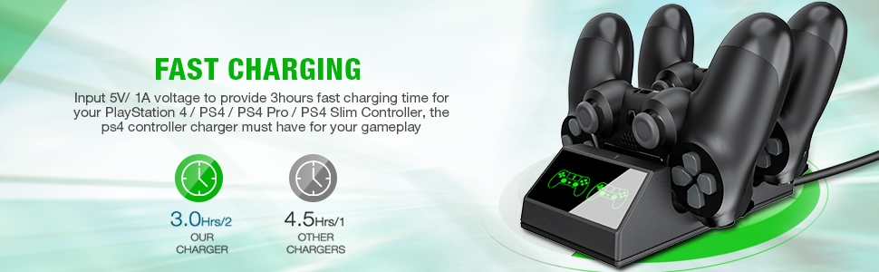 ps4 chargers