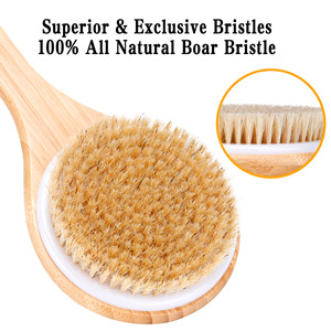 The bath brush we love