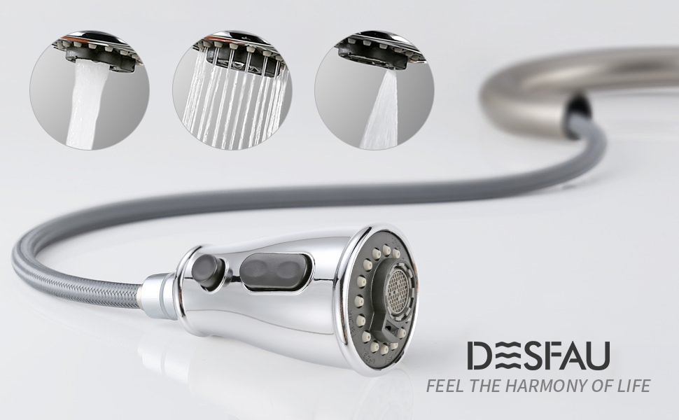 kitchen faucet replacement head