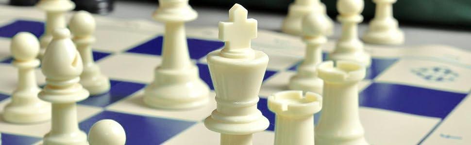 US Chess Blue Quiver Set