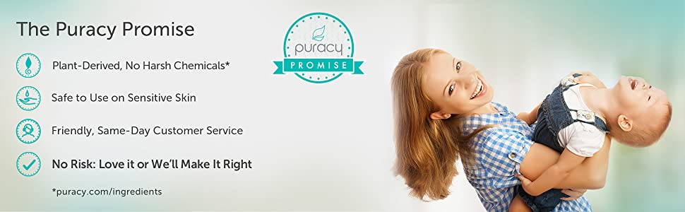 Puracy Personal Care Set Promise