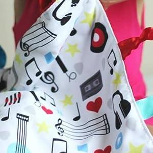 Amazon.com: Manta de seguridad con cinta de amor educativa ...