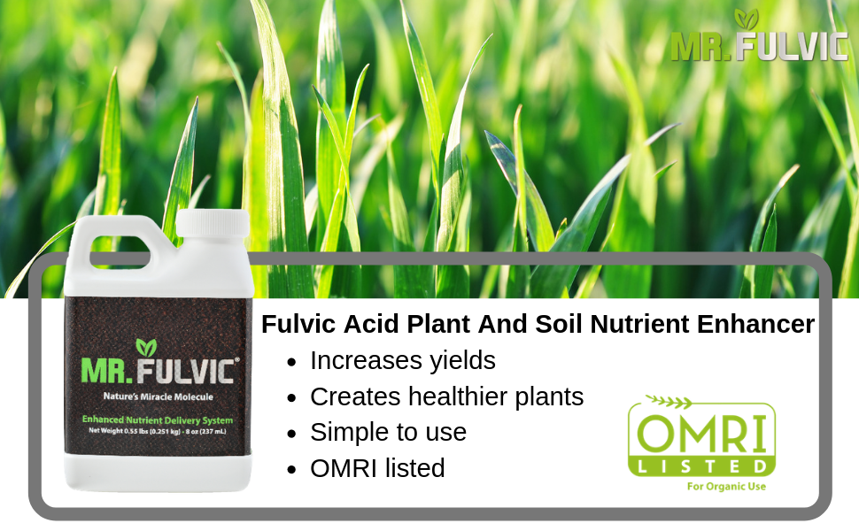 fulvic acid for plants