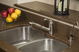 Pacific Bay Bainbridge Pull Out Kitchen Faucet With Sprayer For ...