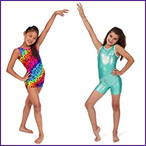 Leap Gear Gymnastics Leotards-The Affordable Made in USA Brand-Large Collection