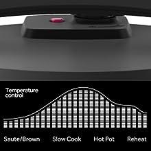 Amazon.com: COSORI - Olla a presión programable de 6 cuartos ...