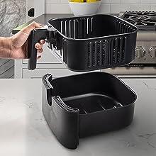 detachable basket