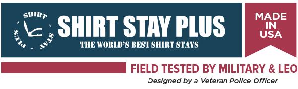 Shirt Stay Plus Logo