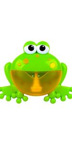 Frog Baby Bath Toys