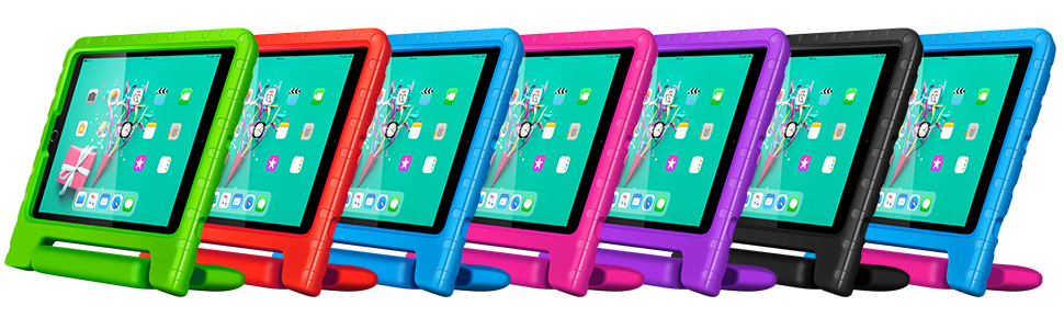 """ipad Tablet Case for 6th 5th Generation iPad 9.7"""" Air Case Blue"""