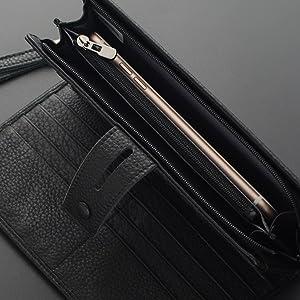 Stronrive Mini Bolsa para Tel/éfono con Tarjeta Llave Bolso Cintura Invisible Bolsa Cintura con Billetera Invisible para Deportes Aire Libre Billetera Cintura con Cintur/ón Dinero