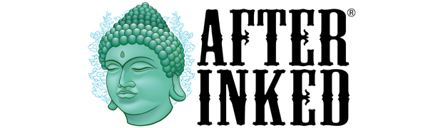after inked, afterinked, afterink, tattoo aftercare, tattoo care, tattoo lotion, tattoo cream