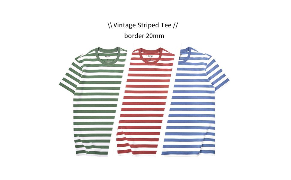 3410372e Basic short sleeve striped shirt · White striped shirt 2019 S/S · Striped  henley shirts for men