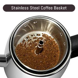 Amazon.com: Mixpresso - Percolador de café eléctrico ...