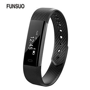 FUNSUO ID115 smart bracelet