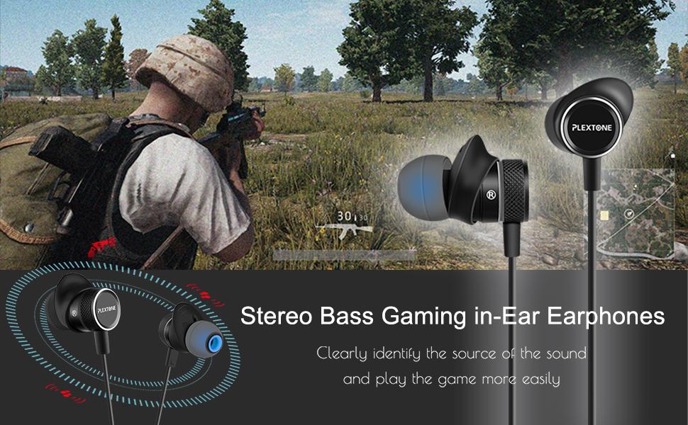 gaming earphones