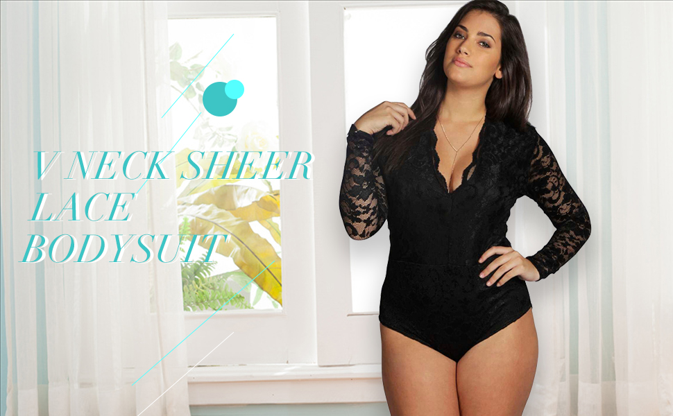 f8129c4fcb63 Sheer panels along the sides and a beautiful flower lace panel along the  middle of the body and back can make a slimming effect and enhance your  curves.