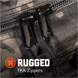 Tactical Baby Gear Tactical Diaper Bag YKK Zippers