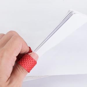 finger grips for sorting paper griply rubber fingertips