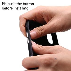 iphone xs case men