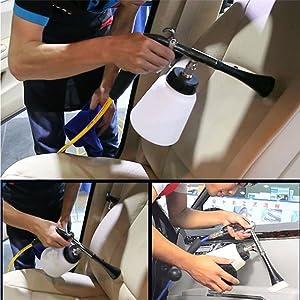 Car Cleaning Gun