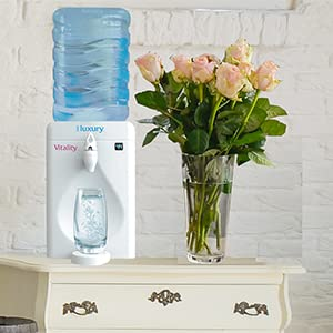 flowers, little luxury, water cooler, convenient, recipes, quality