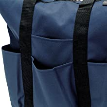 Gussetted-Tote-Blue