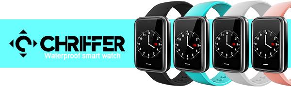 Chriffer 2019 Newest Smartwatch